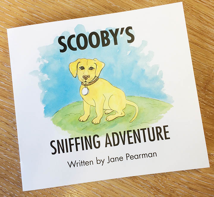 Sniffing Adventure