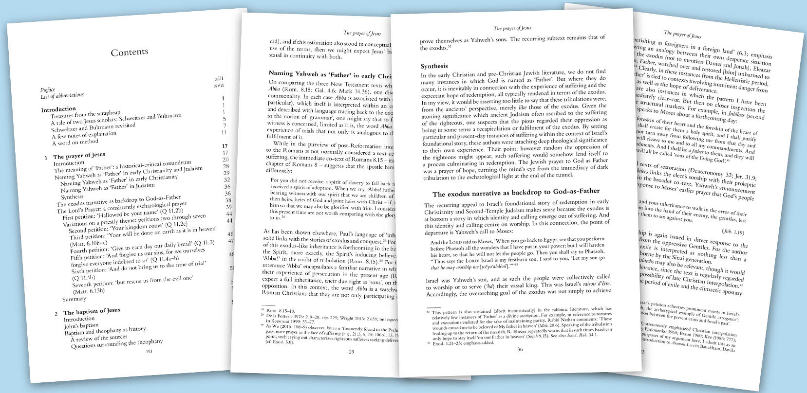 Academic typesetting